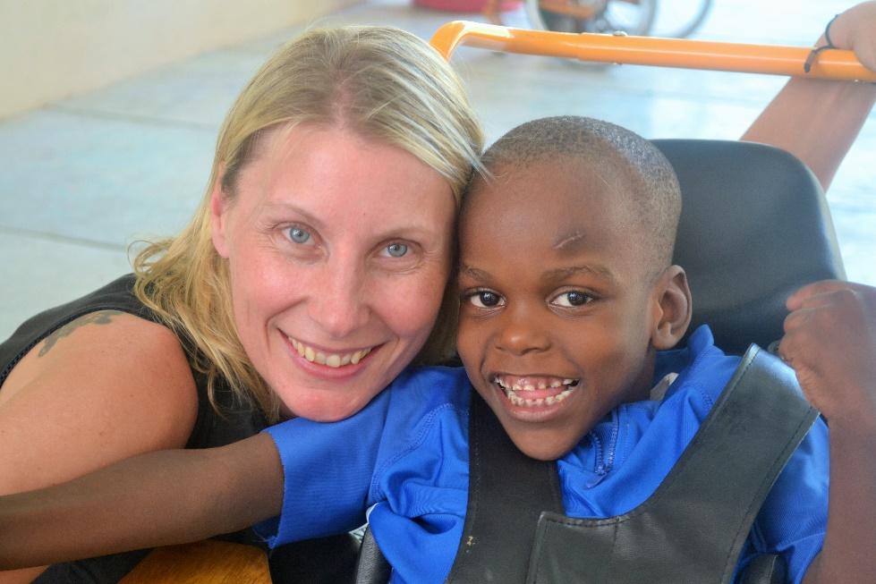 Annette Johansson – Haiti