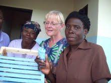 Helen Flaherty – Zambia