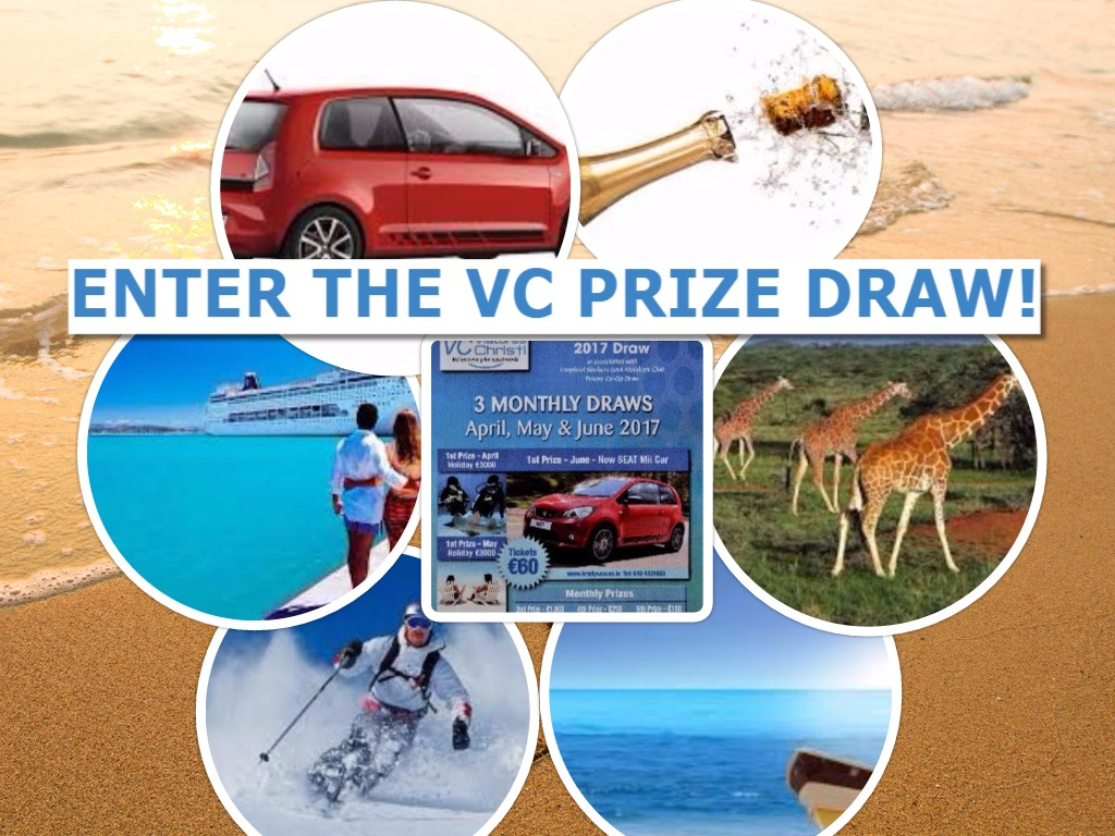 Last Chance to Enter Our Fantastic Prize Draw!