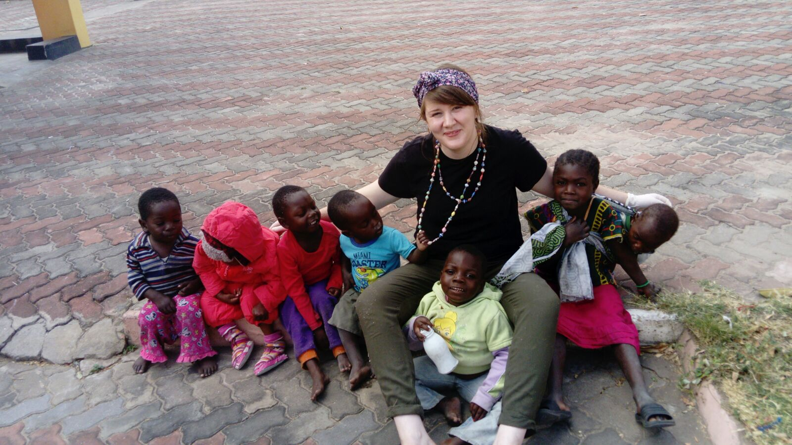 Emma Edgeworth – Zambia