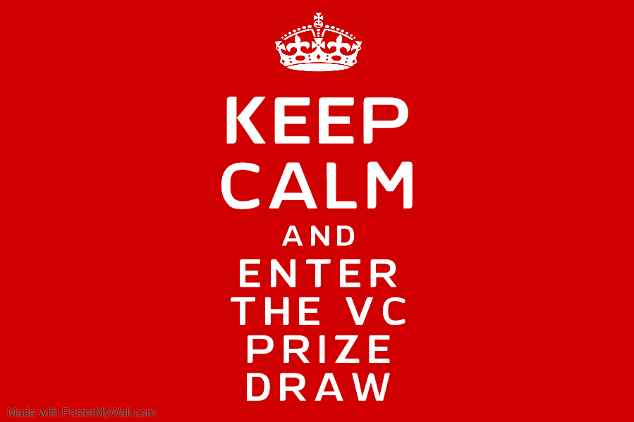 Enter our draw!