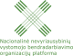 Logo Lithuanian NDGO green text