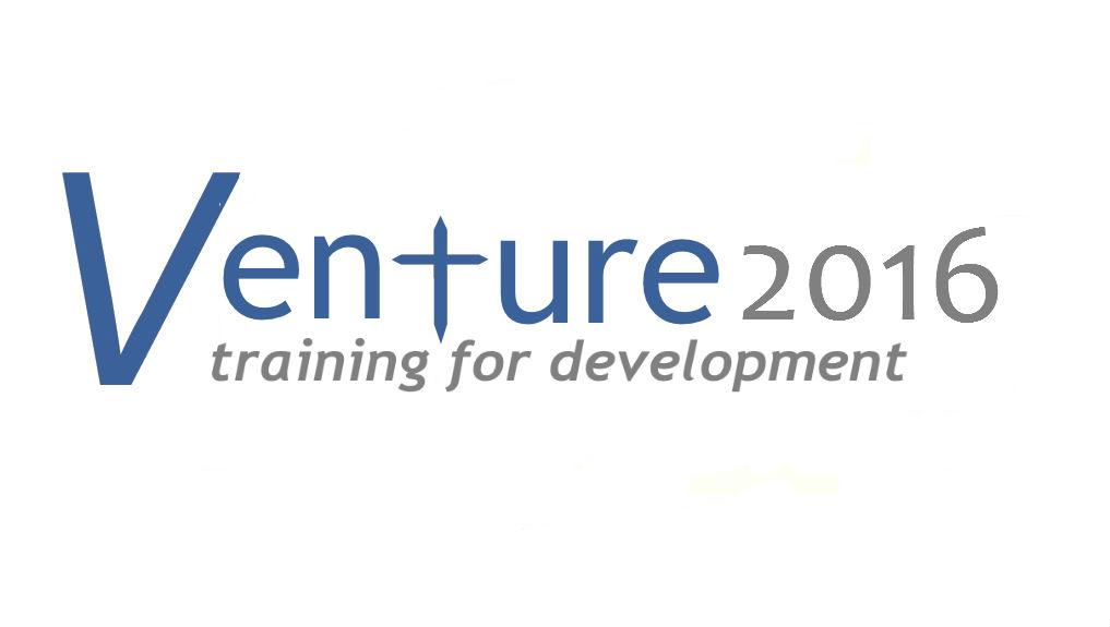 Venture - Training for Development (Autumn 2016)