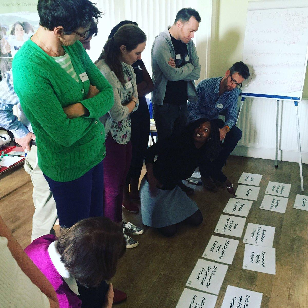 Venture – Training for Development (Spring 2017)