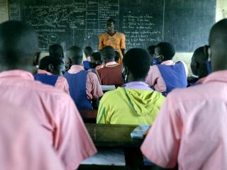 VC launches exhibition of North Uganda School Discipline Project