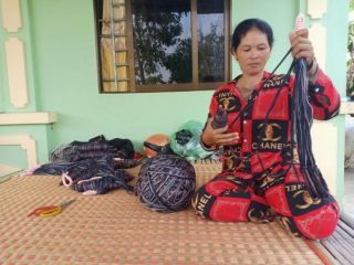 TRAINING COMMUNITIES FOR SELF-RELIANCE AND SUSTAINABILITY